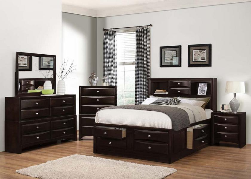 Mac 39 S Furniture Brooklyn Queen 6 Pc Bedroom Suite