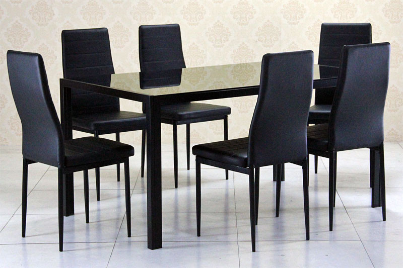 Gatsby 7 Pc Dining Set Mac S Furniture